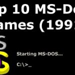 Top 10 Best MS DOS Games (From 1991) You Can Download Now