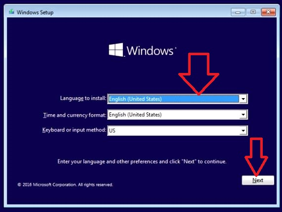 windows 10 recovery tool
