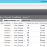 Citrix VDA Power State Shows as Unknown in Citrix Studio