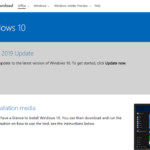 How To Download Windows 10 1909 Enterprise ISO Directly From Microsoft