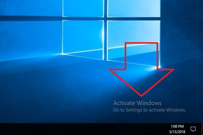 How to Remove Activate Windows 10 Watermark Permanently