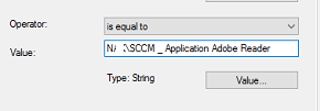 sccm ad group name
